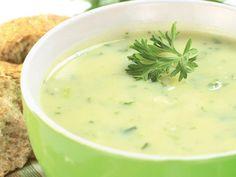 Soupe de Poireaux au Thermomix Diet Recipes, Cooking Recipes, Healthy Recipes, Broccoli Recipes, Cheeseburger Chowder, Food And Drink, Eat, Ethnic Recipes, Comme
