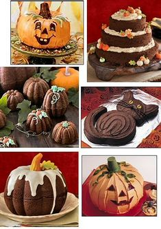 cute halloween decorations | Halloween Holiday: Cute and classy Halloween cakes