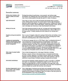 technical writer resume sample india - Junior Technical Writer Resume