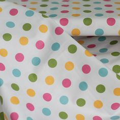 Dots in Girl - purchased 1 yard - Isabelle cushion cover with girl chevron