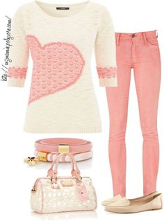 I love this i would wear this for valentines day