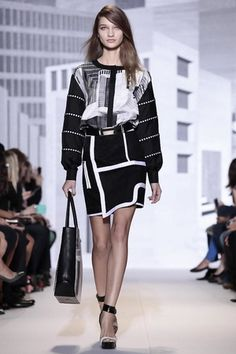 Andrew GN Ready To Wear Spring Summer 2014 Paris - NOWFASHION
