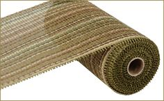 """NEW 2013 - 10"""" X 10 YD WOVEN PAPER MESH - MULTI MOSS/BROWN #paper #mesh #brown #moss #10inch"""