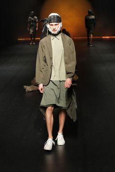 Yoshio Kubo Spring/Summer 2016 - Mercedes-Benz Fashion Week Tokyo - Male Fashion Trends