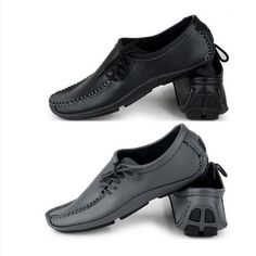 9d752b5ca0901c New Mens Casual Shoes Cowhide Driving Moccasins Slip On Loafers Flats  Sneakers Price  US  36.65