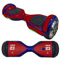 Jordan 23 design overboard hoverboard 6.5 inch decal skin Self Balancing Scooter