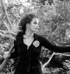 Helena Bonham Carter by Jillian Edelstein