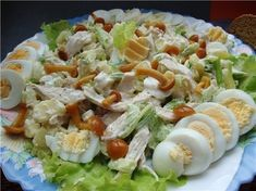 Salad «Pine Forest»