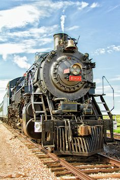Stopped For RunbyYou can find Old trains and more on our website.Stopped For Runby Train Tattoo, Train Drawing, Grand Canyon Railway, Old Steam Train, Old Train Station, Train Art, Train Pictures, Old Trains, Train Engines
