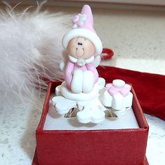 Japanese Kawaii Ring  Miniature Pink Winter by OishisoBitsAndBites, $14.00