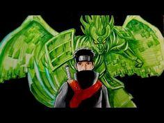 How to draw Shisui Uchiha Susanoo || Naruto Shippuden || Vẽ Uchiha Shisui - YouTube Susanoo Naruto, Naruto Shippuden, Joker, Drawings, Fictional Characters, Art, Art Background, Kunst, Drawing