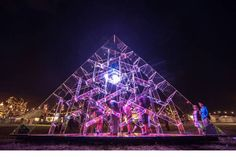 London architects light up the Burning Man festival - London - News - London Evening Standard