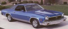 1973 Chevrolet Chevelle Malibu was a great riding, driving, and running car.