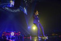 """""""TEAM H""""が10/1(水)・10/2(木)の日本ガイシホールでの名古屋公演を皮切りに全国4都市8公演のアリーナツアー『TEAM H PARTY~Raining on the dance floor~』のスタートを切った。KOARI"""