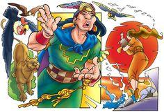 pachacamac dios - Buscar con Google