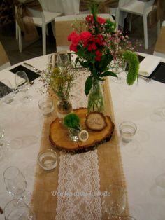 mariage campagne chic d cor de plafond fanions en. Black Bedroom Furniture Sets. Home Design Ideas