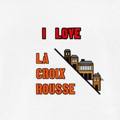 croix rousse - T-shirt Premium Homme