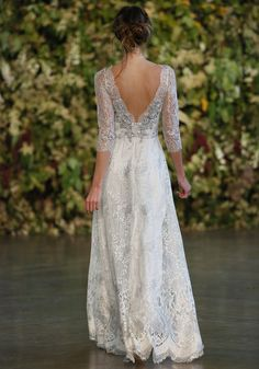 Claire Pettibone Evangeline from the Gothic Angel 2015 wedding dress collection is now in stock at Ellie Sanderson Bridal Boutique in our Oxford boutique