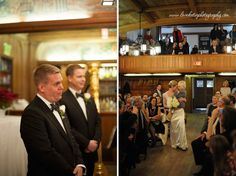 Pabst Brewery wedding ~ Lakefront Brewery wedding reception
