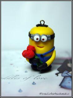 Minion Saying I Love You