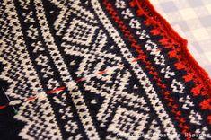 Strikke tips: Montering av ermer! Fair Isle Knitting, Tips, Blanket, Coin, Crochet, Sleeves, Fashion, Tricot, Moda