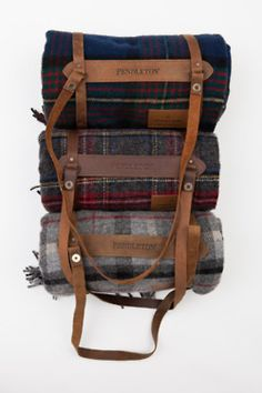 Pendleton is always a good idea.