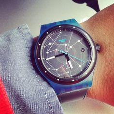 #Swatch SISTEM BLUE http://swat.ch/1jttqmT ©matlecleuz