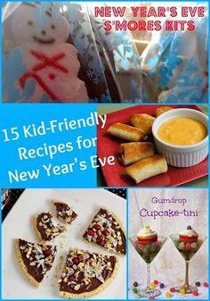 15 Kid Friendly Reci