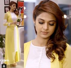 indian designer wear Buy Online Jennifer Winget Yellow Color Stylish Indowestern Suit From Pakistani Dress Design, Pakistani Dresses, Indian Dresses, Yellow Kurti, Indian Designer Suits, Indian Designers, Kurta Designs Women, Kurti Designs Party Wear, Dress Indian Style