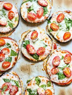 Vingle - 초간단 저칼로리 가지 피자, 120칼로리 - 저칼로리 레시피 100 : 배부르고 맛있는 다이어트