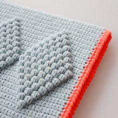 LUTTER IDYL: Crochet iPad Sleeve                                                                                                                                                     More