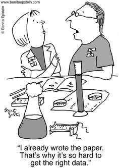 Humor, We Hope: Sep 30, 2009 | GenomeWeb Science Cartoons, Gene Expression, Nerd, Jokes, Humor, Husky Jokes, Humour, Otaku, Memes