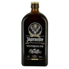 Jagermeister Winterkrauter Winter Liqueur 70cl