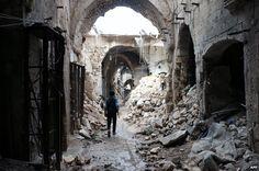 Aleppo souks