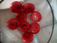 Mr Men Little Miss party food babybell My Guide To Home Made