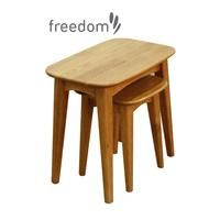Freedom Sterling Nest Of 2 Tables