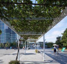 Futako Tamagawa Rise, 20 hectare urban regeneration project in Tokyo   World Landscape Architecture