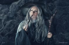 Gender-Swapped Photos Of Women Dressed As Male Characters From 'The Hobbit'  by Russian photographer Alexander Turchanin