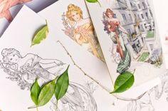 'Alfons Mucha' - Konzept für 'Ein Sommernachtstraum' Property Development, Real Estate Development, Midsummer Nights Dream, Visual Communication, Concept
