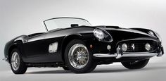 1961 ferrari 250 GT LWB California Spider