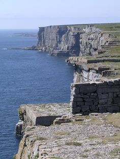 By Sandra Moreland, Cliffs of Moher, Galway, Ireland.