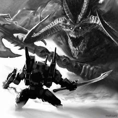 Tau Army, Fantasy Art Warrior, Chaos 40k, Tau Empire, Warhammer 40k Art, Creepy Art, Space Marine, Dark Souls, Fantasy Artwork