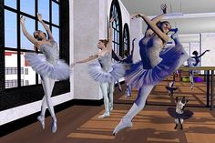 Contemporary wall art and modern art pictures of ballerinas and ballet as art prints, large canvas art and budget dance posters. I love ballet T-shirts. Ballerina Art, Ballet Art, Ballet Dance, Modern Art Pictures, Dance Posters, Cat Dresses, Large Canvas Art, Contemporary Wall Art, Dance Studio