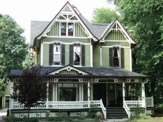 #Victorian #house