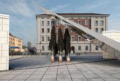Bologna Shoah Memorial, Bologna, 2015 - Emporio Orenga
