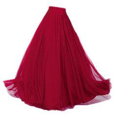 Damen Vogue Bowknot Empire Evening Gauze Multilayer Big Swing Long Maxi Rock richmondcup http://www.amazon.de/dp/B00KHGM2VC/ref=cm_sw_r_pi_dp_sPiuvb0WKGRPN