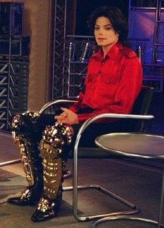 Michael ♥ His interview w/ LMP