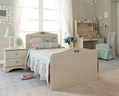 Παιδικό κρεβάτι για κορίτσια, Cilek.