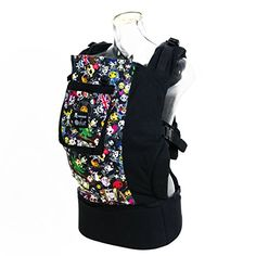 LILLEbaby 5 in 1 CarryOn Toddler Carrier - TokiDoki Rebel líllébaby http://www.amazon.com/dp/B00VKT3GE2/ref=cm_sw_r_pi_dp_6op3wb19G44M3