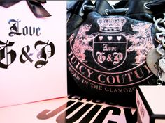 JUICY COUTURE :)